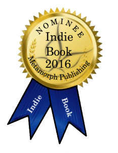 Metamorph book award badge